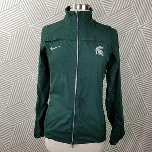 Nike Lightweight Jacket Medium Michigan State MSU